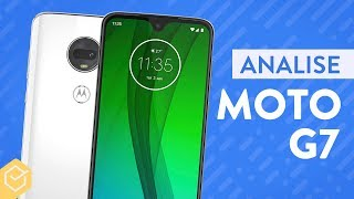 MOTO G7 vale a pena? | Analise / Review Completo