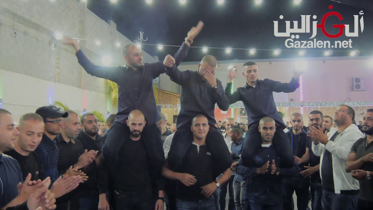 اشرف ابو الليل حسن ابو الليل حفلة كفر قاسم