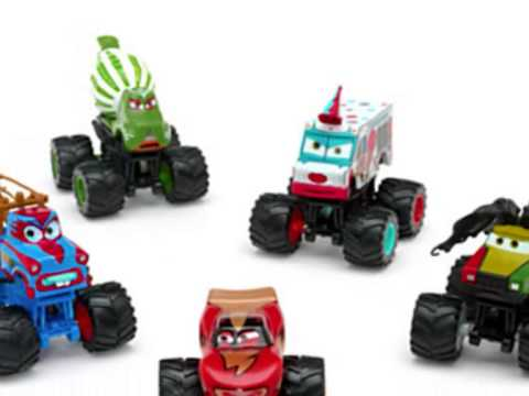 Camion monstruo juguete disney pixar cars monster truck - Juguetes disney cars ...