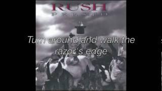 Gambar cover Rush- The Pass w/ Lyrics