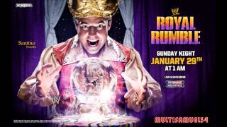"WWE Royal Rumble 2012 Official Theme Song - ""Dark Horses"" (Official) + Download Link"