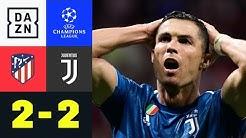 Offensiv-Spektakel bei gerechtem Remis: Atletico - Juventus 2:2   UEFA Champions League   DAZN