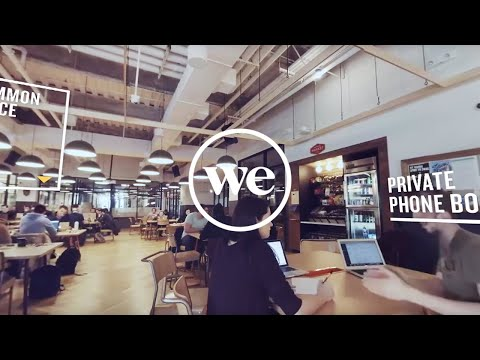 Behind the Scenes: 360 VR Tour | WeWork
