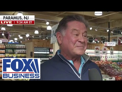 Stew Leonard's CEO on consumer prices rising more than expected in September