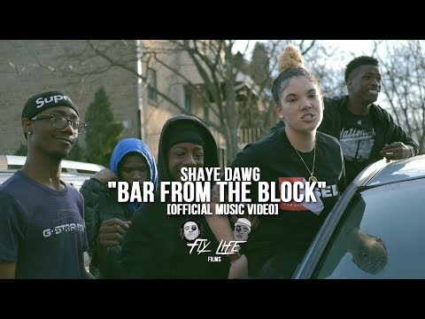 ShayeDawg - Bar From The Block [Official Music Video] Dir. Fly Life Films