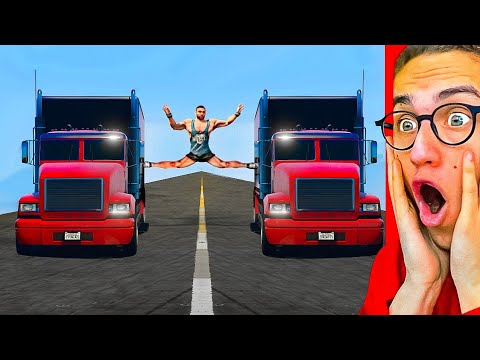 GTA 5 TRY NOT TO BE IMPRESSED CHALLENGE! thumbnail