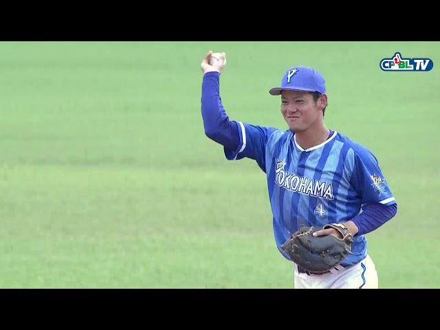 11/29 精華:日職白隊 VS 日本社會人(2:6)