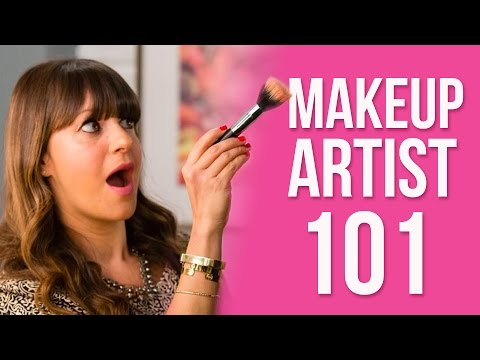 So You Want To Be a Makeup Artist? | Jamie Greenberg Makeup
