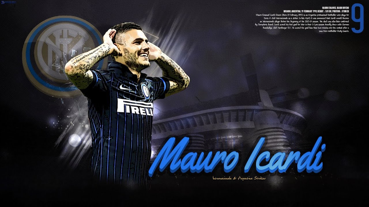 Mauro Icardi Goals & Skills - 2015