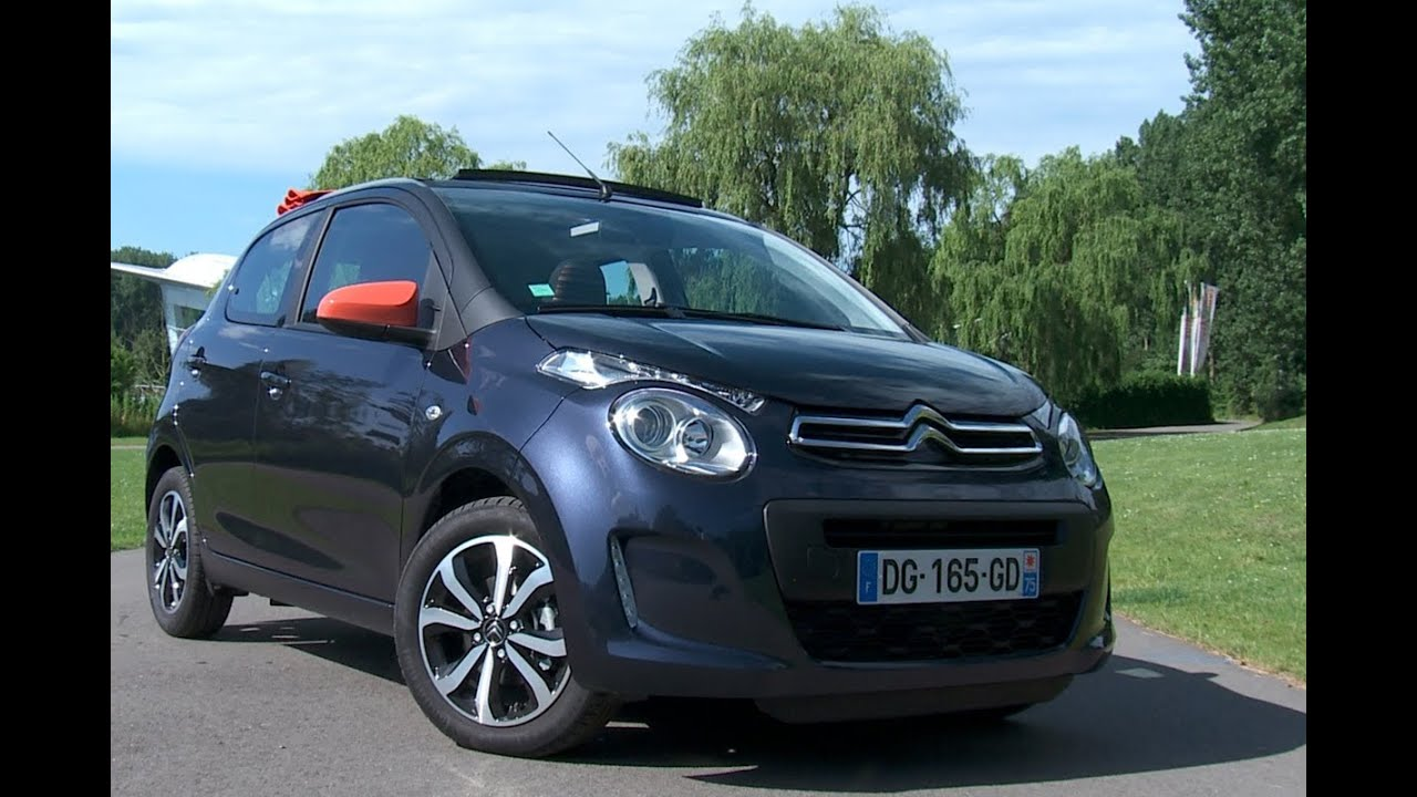 2014 Citroen C1 Autos Post