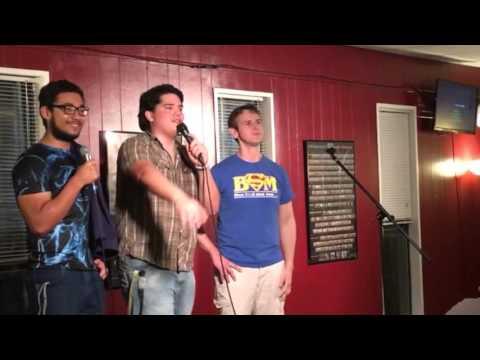 Tamuk BSM - Karaoke Event