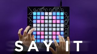 flume say it launchpad cover