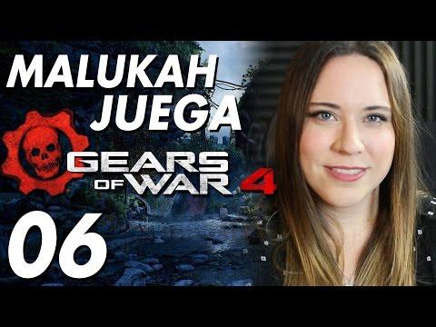 Gears of War 4 - Español Latino - Malukah Juega Ep. 6