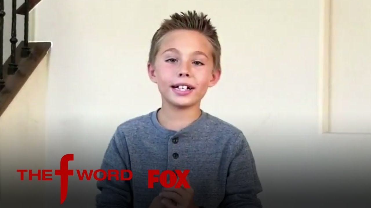 Kids Impersonate Gordon Ramsay | Season 1 Ep. 11 | THE F WORD - YouTube