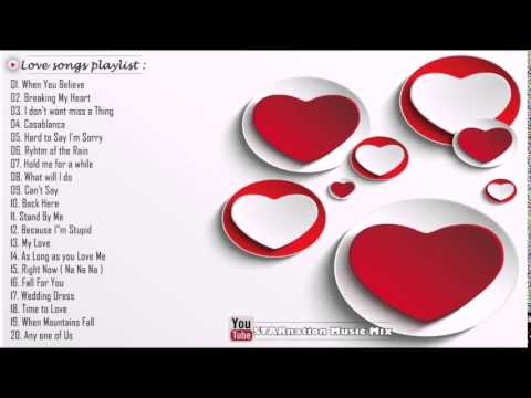 Non Stop Love Songs   Lagu Barat Romantis   Lagu Barat Terbaru 2015   Lagu Barat Terpopuler Saat Ini