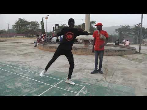 Swerving - A boogie wit da hoodie ft 6ix9ine (official dance video)