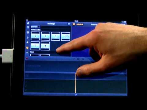 02 Avid Studio für das iPad: Übersicht der Funktionen