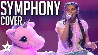 Fazlyn Owns The Stage With Symphony Cover | SA's Got Talent