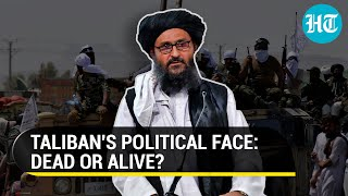 Was Taliban govt's Deputy PM killed by Pak-backed Haqqanis? Mullah Baradar audio emerges amid rumour