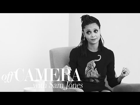 Thandie Newton Encourages Us to Stop Asking for Permission
