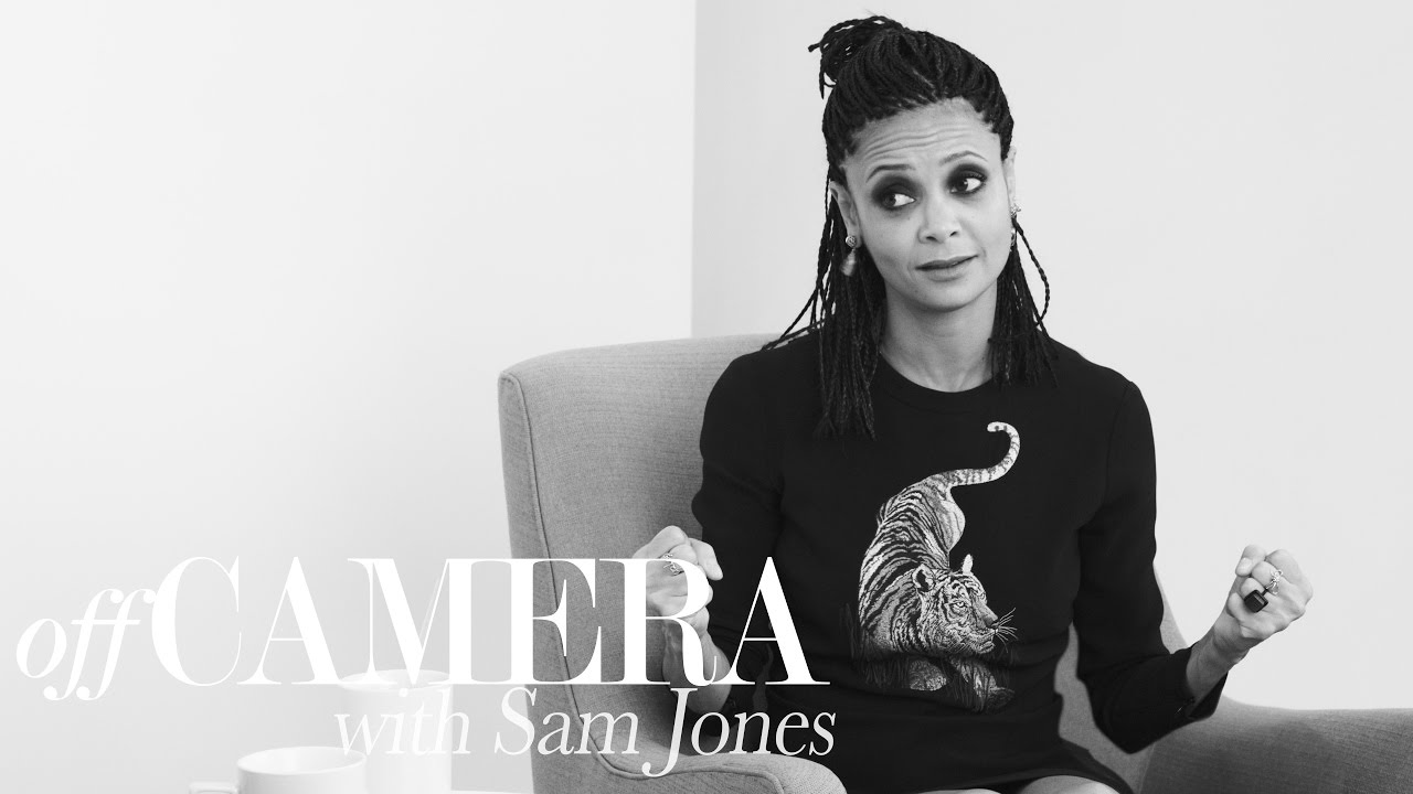 Artist Minds. Thandie Newton