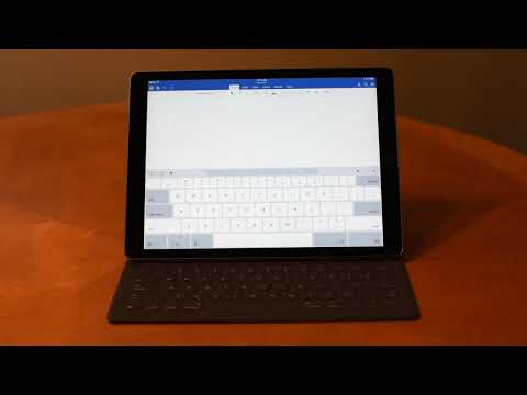 iPad Pro 12.9″ Smart Keyboard Fix