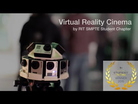Virtual Reality Cinema Project