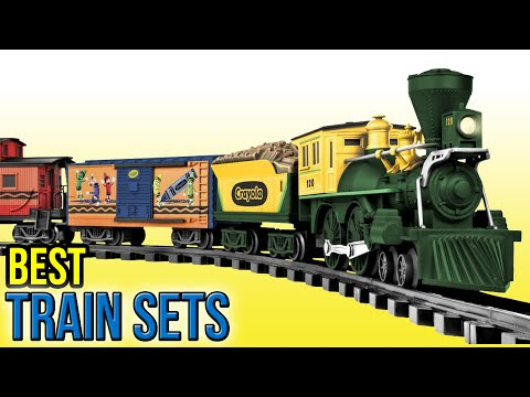 8 Best Train Sets 2016