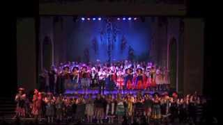 StagedRight Youth Theatre Me and My Girl - The Lambeth Walk Sands C...