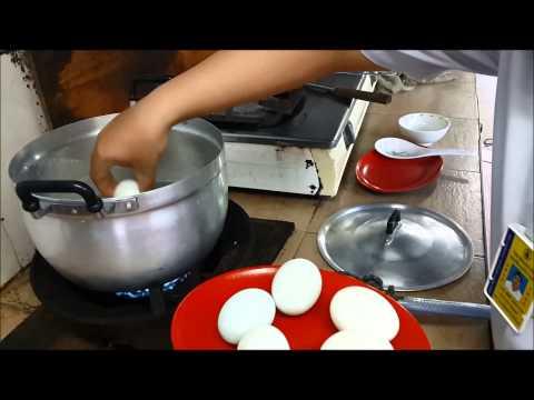 นำเสนอ การทำไข่เค็ม