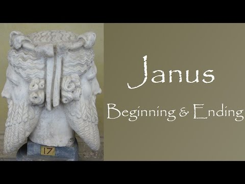 Roman Mythology: Story of Janus