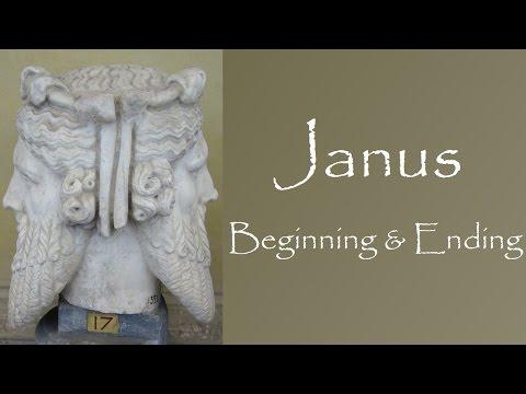 Roman Mythology: Story of Janus