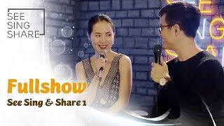 [FullShow See Sing u0026 Share 1]  Tuyển tập liên khúc chọn lọc hay nhất của Hà Anh Tuấn