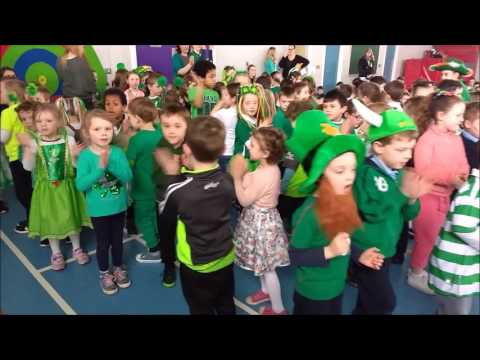 SALI - Seachtain na Gaeilge Celebrations '17