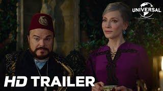 La Casa con un Reloj en sus Paredes - Trailer B Oficial  (Universal Pictures Latinoamérica) HD