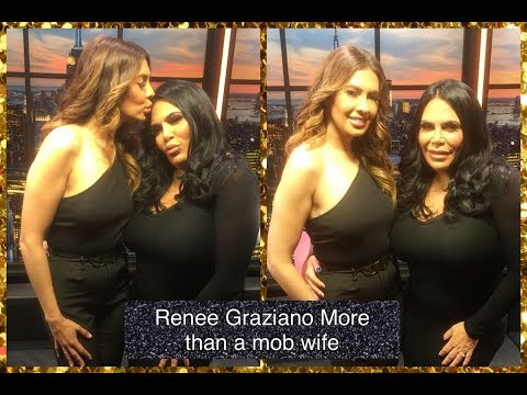 Renee Graziano More than a Mobwife