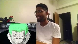 Roronoa Zoro Tribute - The Awakening Of An Ordinary Man [One Piece ASMV] Reaction!!!