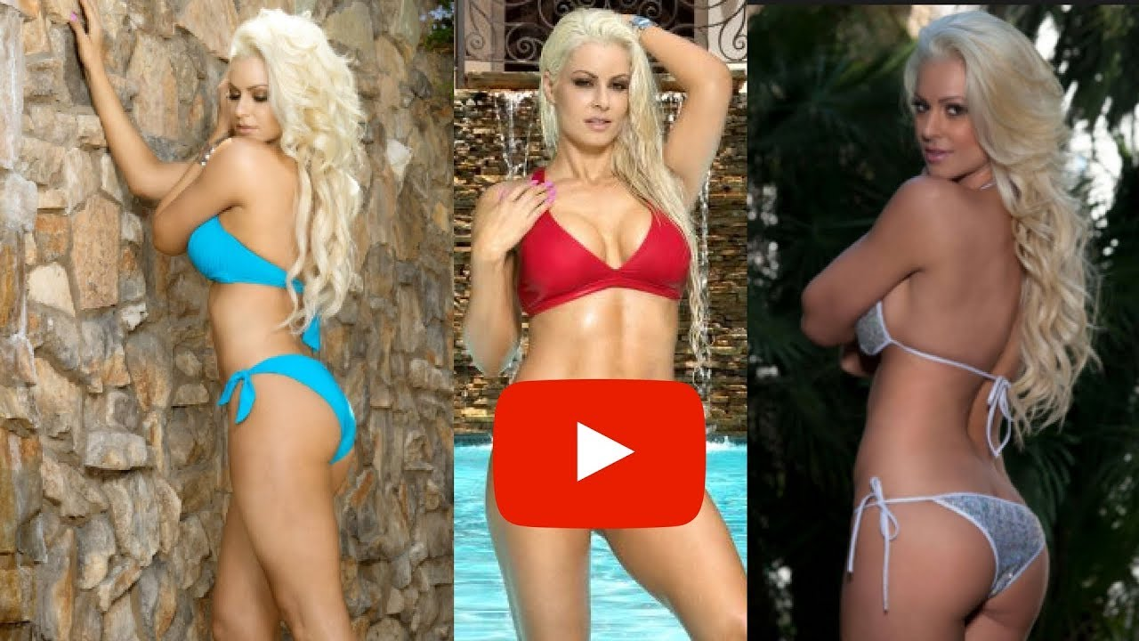 WWE Maryse's Beautiful Hot Bikini New Photos | Maryse Sexiest | Top and  Worst