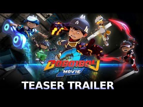 BoBoiBoy Movie 2™ | Official Teaser Trailer