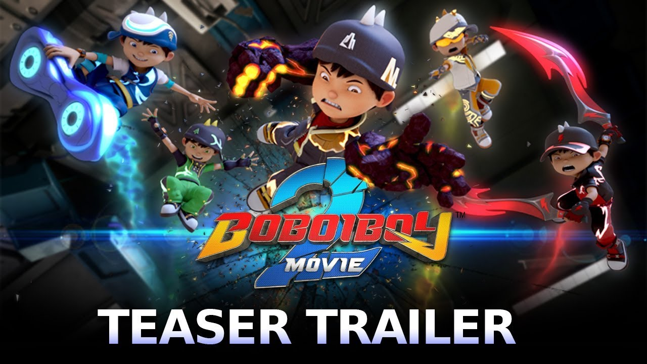 "BoBoiBoy Movie 2â""¢"