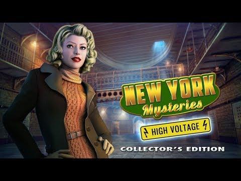 New York Mysteries 2. High Voltage   Загадки Нью Йорка 2. Высокое напряжение прохождение #2