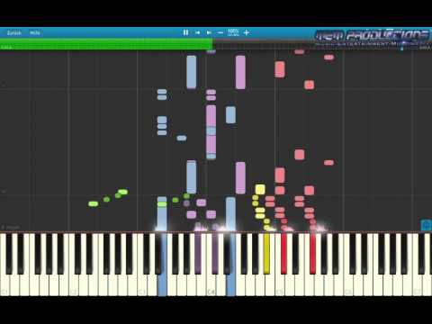 Piano Tutorial: Richard Wagner - Ride of the Valkyries + MIDI Download