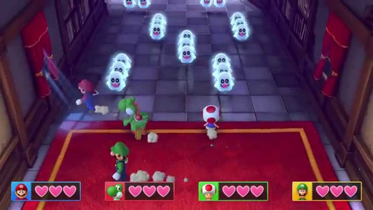 Mario Party 10 Peepa Panic Youtube