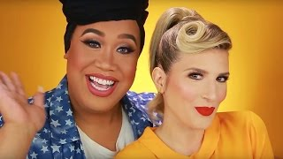 PIN UP MAKEUP TRANSFORMATION | PatrickStarrr