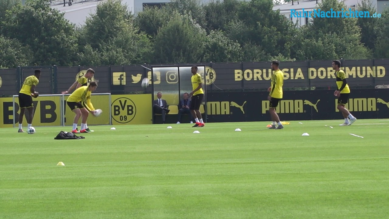 BVB-Training in Brackel am 10. Juli