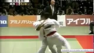 JUDO 2004 All Japan: Tomokazu Inoue (JPN) 井上 (JPN) - Keiji Suzuki 鈴木桂治 (JPN)