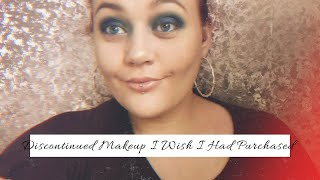 DISCONTINUED MAKEUP PRODUCTS I WISH I HAD PURCHASED || CHLOÈ GANDON