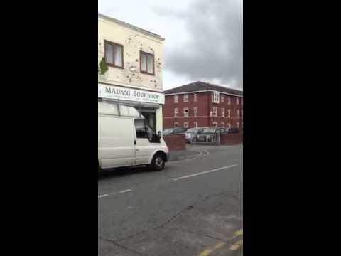 Car Parking Preston Centre / Uclan