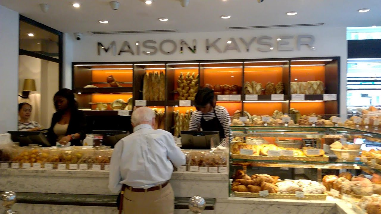 Maison kayser new york at columbus circle french for Maison a new york