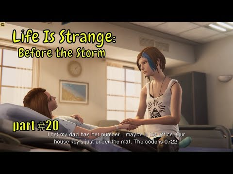 "?‍❤️‍?‍? Life is Strange Before ?‍❤️‍?‍? : ""Chloe takes Rachel to the hospital "" - part # 20 thumbnail"